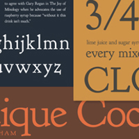 Preview for 30+ Awesome Free Fonts for Kick-Ass Web Designs