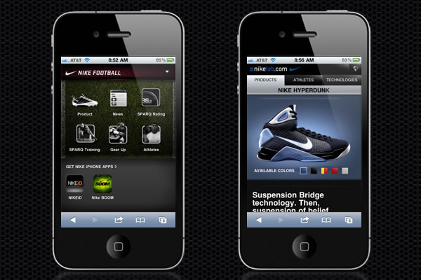 Web Design Trends : Mobile Web Design 6