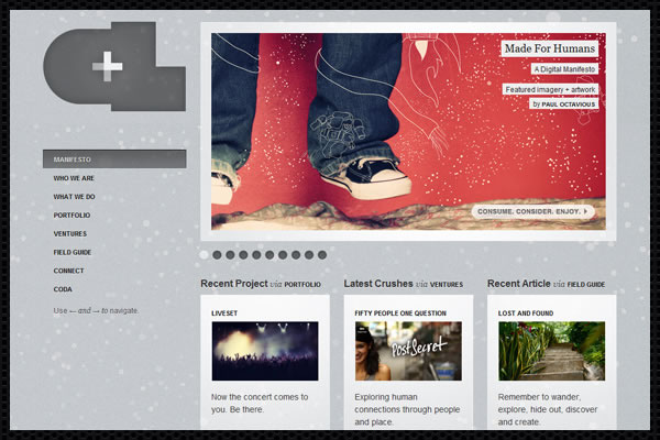 Web Design Trends : Web Design Background Textures 1