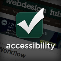 Accessibility preview