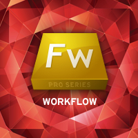 Fireworks workflow preview