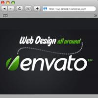 Webdesign envato