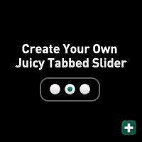 Preview for Create Your Own Juicy Tabbed Slider (Free PSD + Coding Update!)