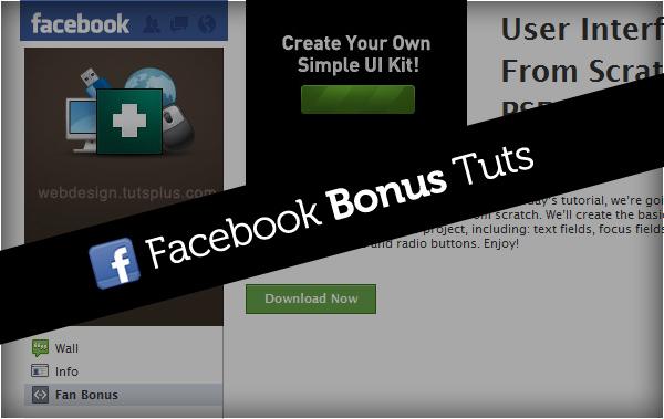Facebook bonus