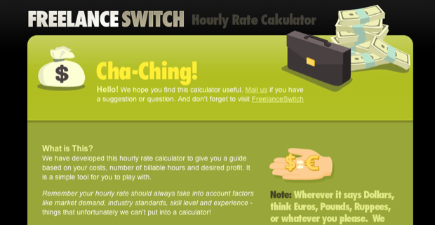 freelance motion graphics hourly rate