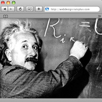 Preview for The Web Designer's Theory of Relativity