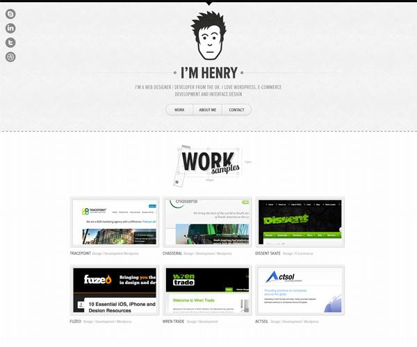 elements of a great web design portfolio