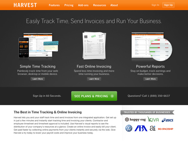 Best Buy Receipt  Well Designed Apps For Running Your Freelance Business Bpa Thermal Paper Receipts Excel with How Do I Pay An Invoice Pdf  Harvest Harvest Offers Simple Time Tracking Online Invoicing  Invoice Rules Excel