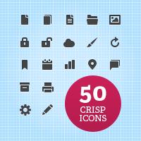 Webapp icons promo