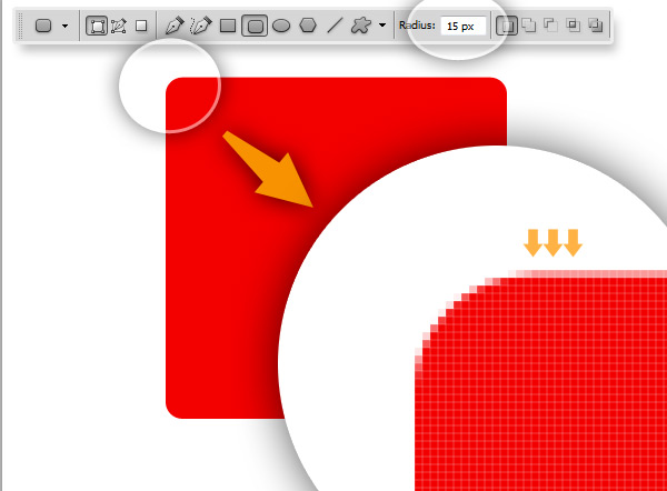 CSS3 vs  Photoshop: Rounded Corners and Box Shadows