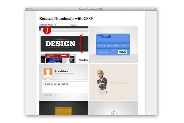 basic CSS styling
