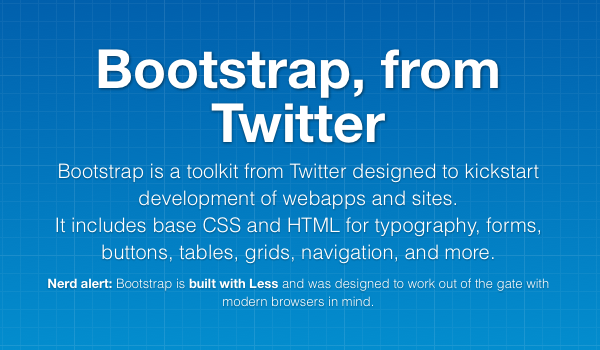 twitter bootstrap 101 introduction