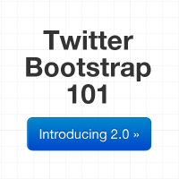 Preview for Twitter Bootstrap 101: Introducing 2.0