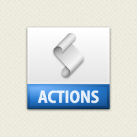Preview actions
