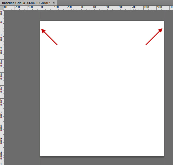 how to get guides to work in photoshop
