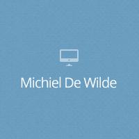 Preview for Web Design Workshop #26: Michiel De Wilde