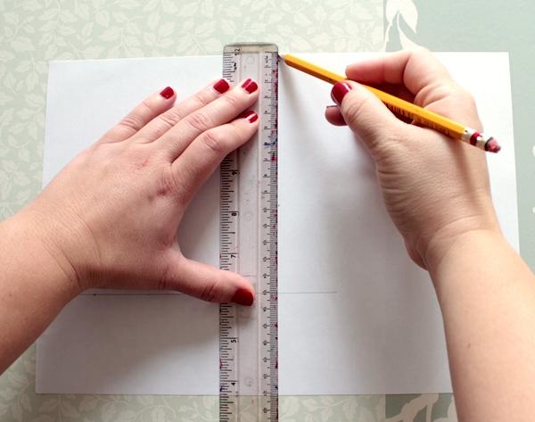 1-origami lantern-measure