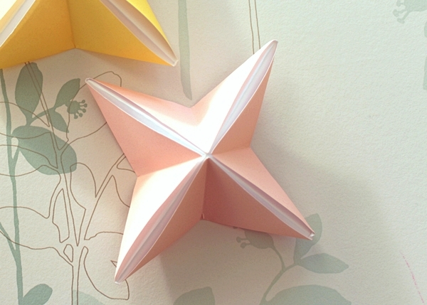 15b-origami lantern-ready star-color