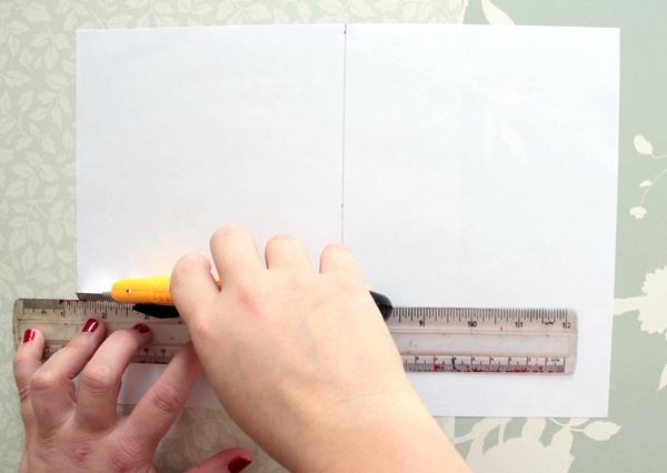 2-origami lantern-cut