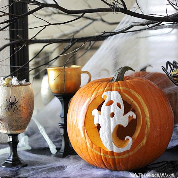 36 amazing halloween craft tutorials you 39 ll love tuts for Pumpkin sculpting tutorial
