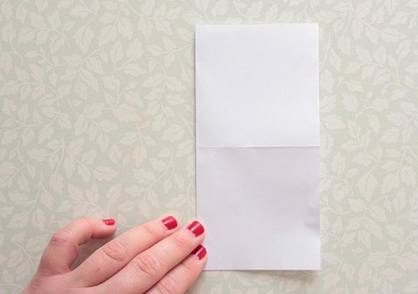 6-origami lantern-fold right