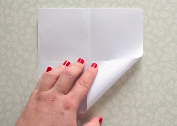 7-origami lantern-fold inwards
