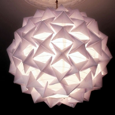 how to make a stunning designerlook origami paper lantern