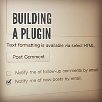 Preview for Creating Customized Comment Emails: Building a Plugin