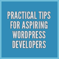 Link toPractical tips for aspiring wordpress developers