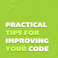 Link toPractical tips for improving your code