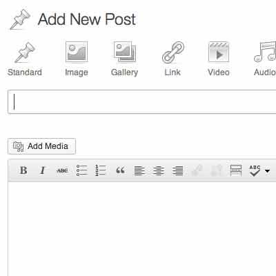Post formats 400