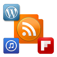 Link toExtending the default wordpress rss feed