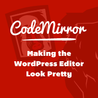 Preview for Making the WordPress Editor Look Pretty Using CodeMirror