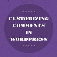 Preview for Customizing Comments in WordPress - Functionality and Appearance