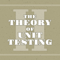 Link toThe theory of unit testing, part 2