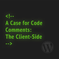 A case for code comments   the client side