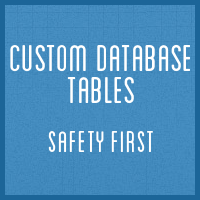 Customdbtables part2