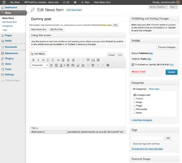 customizing-the-wordpress-admin-part4-metabox-above-editor