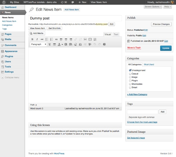 customizing-the-wordpress-admin-part4-metabox-below-editor