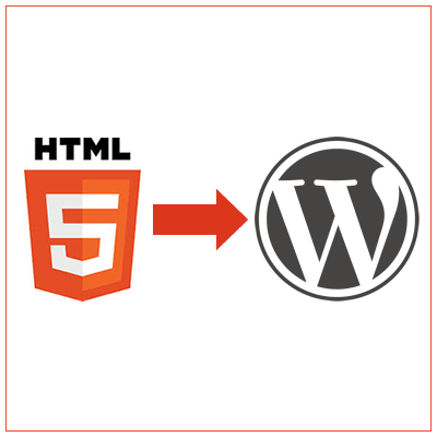 Creating wordpress theme from html 400