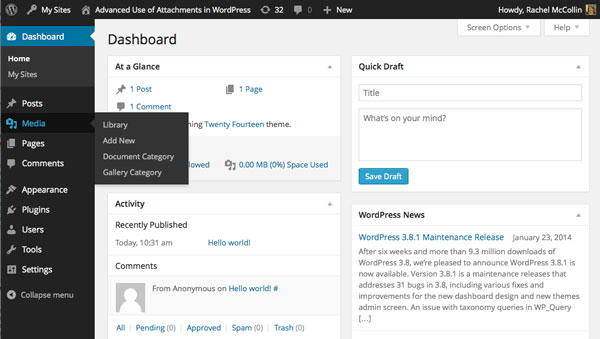 advanced-use-of-attachments-in-wordpress-part-1-media-menu-both-taxonomies