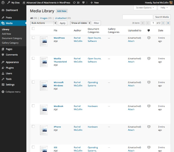 advanced-use-of-attachments-in-wordpress-part-2-documents-media-library