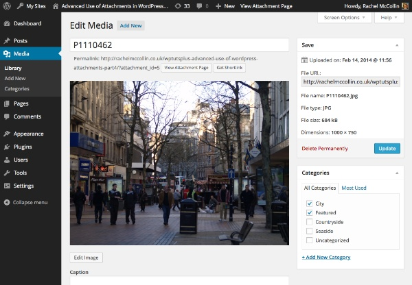 advanced-use-of-attachments-in-wordpress-part4-image-with-categories