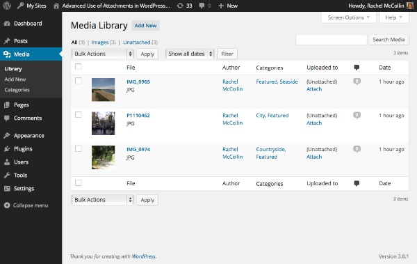 advanced-use-of-attachments-in-wordpress-part4-media-library-with-categories
