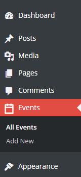 event-cpt-menu