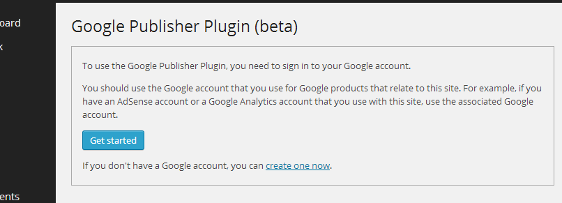 google-publisher-plugin-start