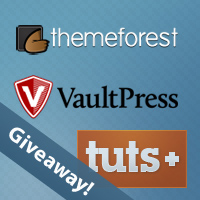 Preview for Wptuts+ Giveaway: Win eBooks, Resources, and a VaultPress Subscription!