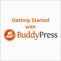 Preview for Getting Started With BuddyPress