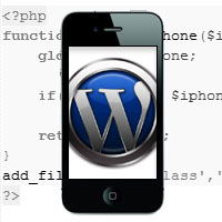 Preview for Quick-Tip: Natively Detecting iPhone Users in WordPress