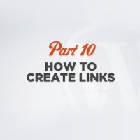 Link toWordpress 101 video training part 10: creating links
